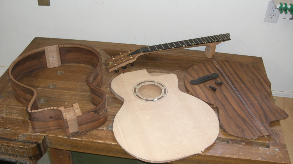 sonic sitka components